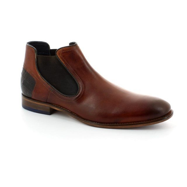 Bugatti Bettino R0521-PR1 Tan boots