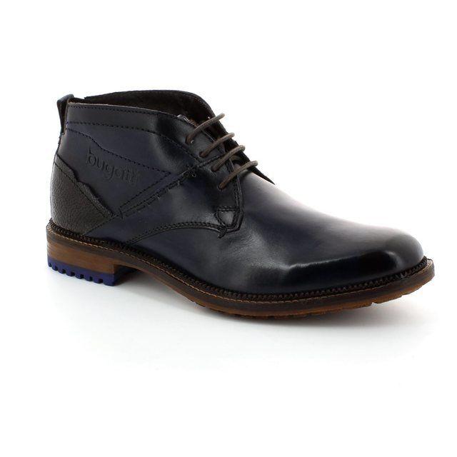 Bugatti Relias U5539-425 Navy boots