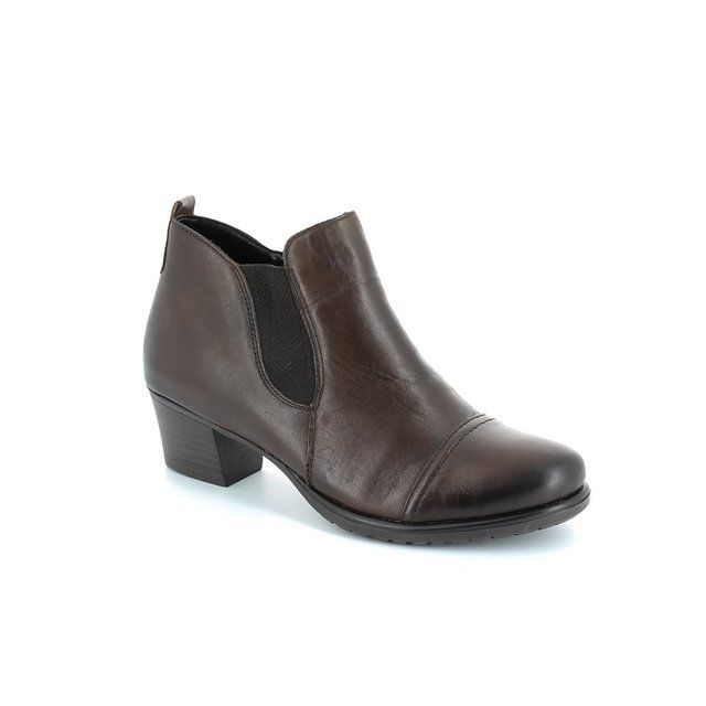 Remonte Dorndorf Boots - Ankle - Brown - D3177-25 GREENCAP
