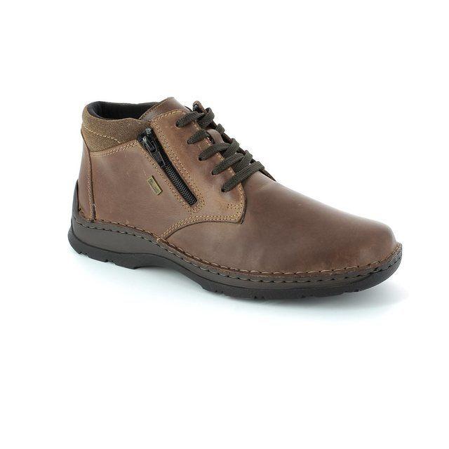 Rieker Boots - Brown - 05314-26 ANTONZIP