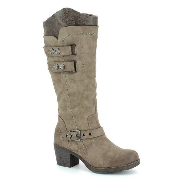 Marco Tozzi Boots - Long - Brown - 26608/322 CANTOLONG
