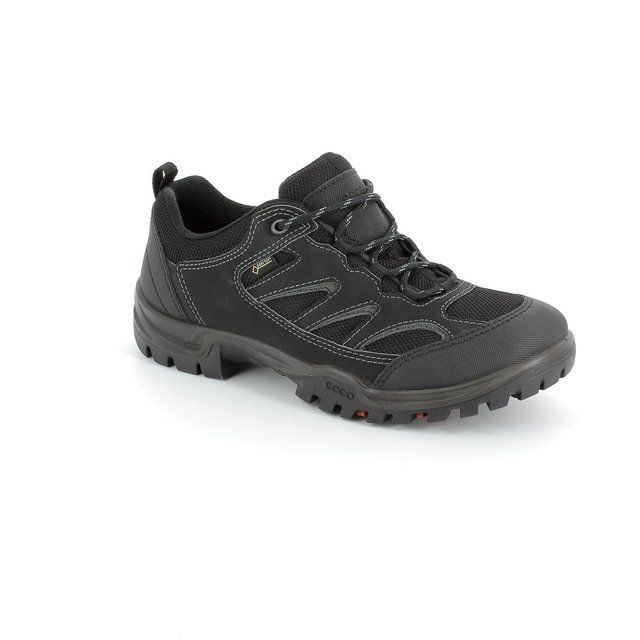 ECCO Everyday Shoes - Black multi - 811153/53859 L XPED GORE-TEX