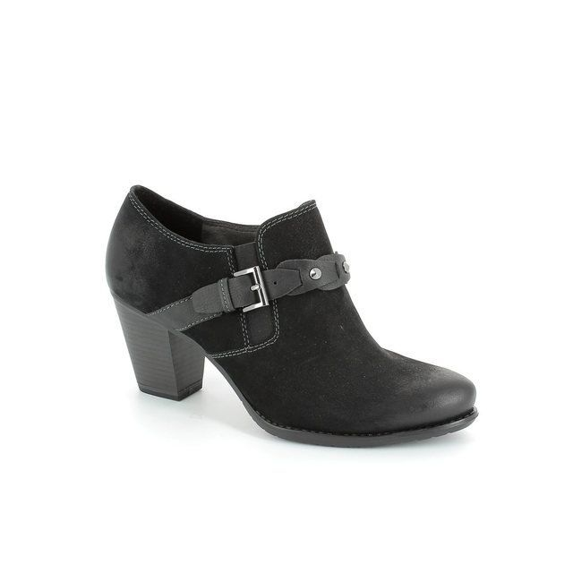 Tamaris Heeled Shoes - Black - 24409/007 PEANO  52