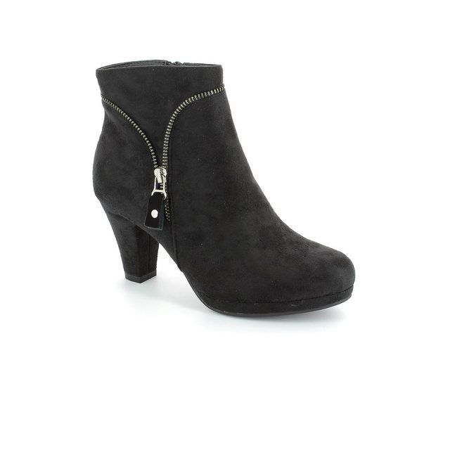 Antonio Dolfi Boots - Ankle - Black - 214911/80 TAGGENGST