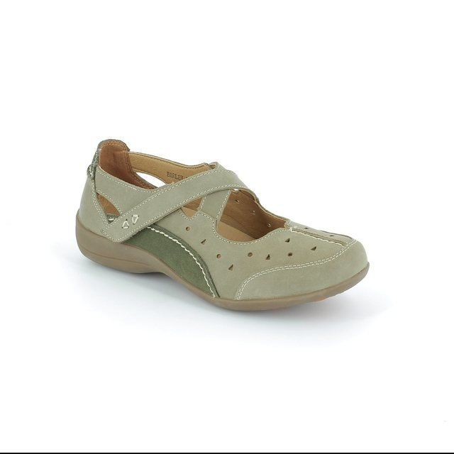 Padders Everyday Shoes - Green - 016/79 BARLEY