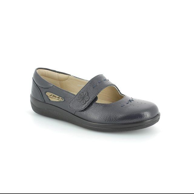 Padders Libra 238-24 Navy comfort shoes