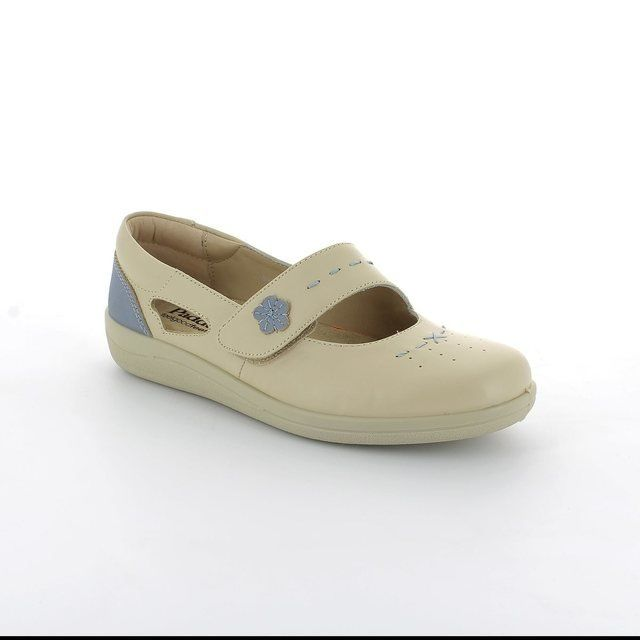 Padders Libra 238-30 Beige multi comfort shoes