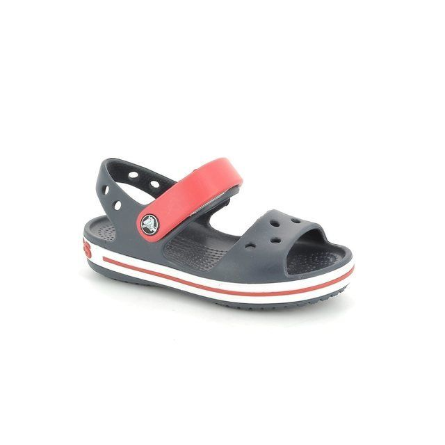 Crocs Boys Sandals - Navy multi - 12856/485 CROCBAND KIDS