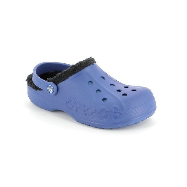 Crocs Baya Lined 11692-4Q3 Blue shoes
