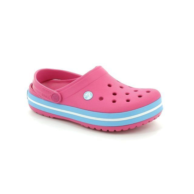 Crocs Mixed Gender - Pink multi - 11016/6EF CROCBAND
