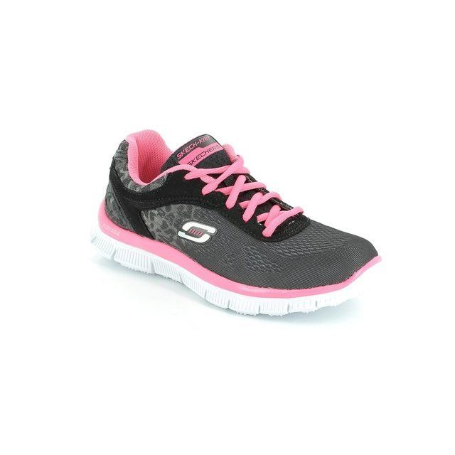 Skechers Serengeti Mf 81891 BBK Black everyday shoes