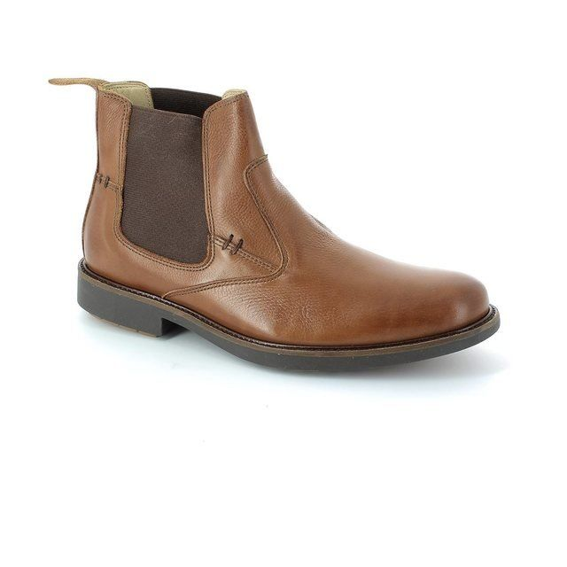 Anatomic Boots - Tan - 9090/71 GARIBALDI