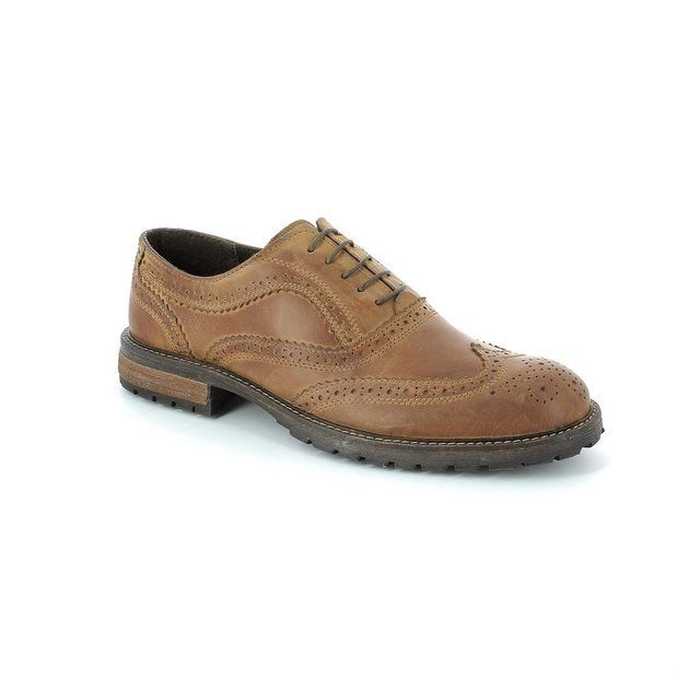 Red Tape Shoes - Tan - 5502/62 BARROW