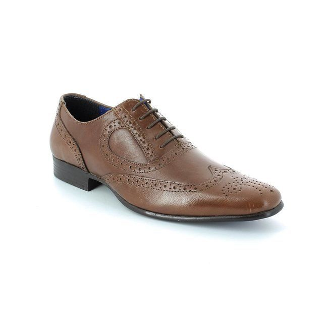 Red Tape Shoes - Tan - 1904/62 CARLOW