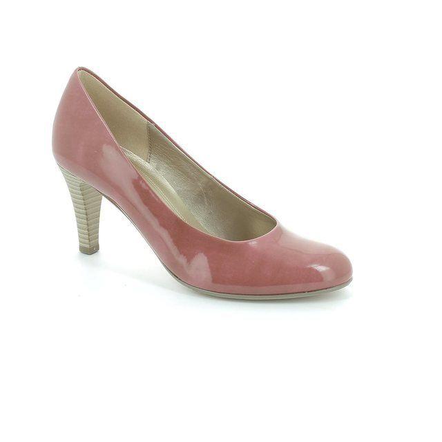 Gabor Operator 45.210.90 Raspberry pink heeled shoes
