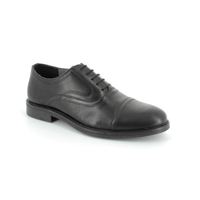 Red Tape Shoes - Black - 1706/33 WILLOW