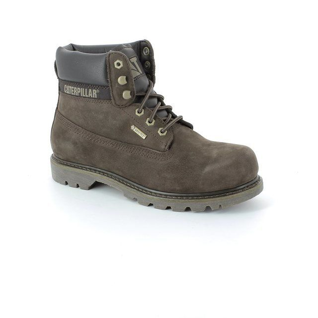 CAT Colorado Gore 7189 Brown nubuck boots