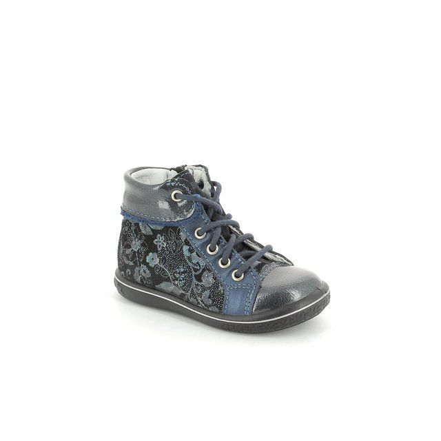Ricosta Girls 1st Shoes & Prewalkers - Navy - 25217/152 CHILBIE 52