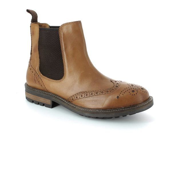 Red Tape Callan 2002-30 Brown boots
