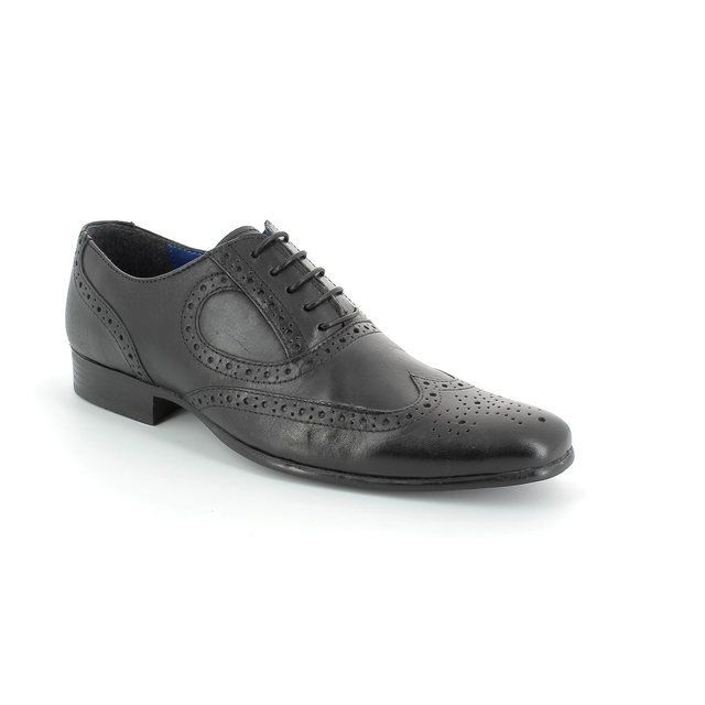 Red Tape Shoes - Black - 1904/63 CARLOW