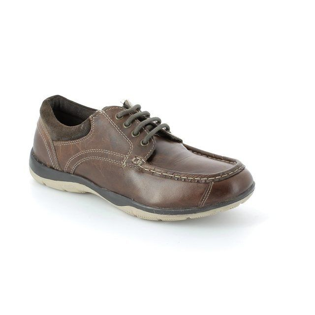 Red Tape Nutley 1904-52 Tan casual shoes