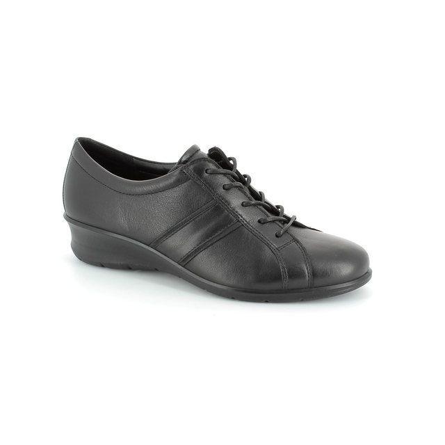 ECCO Felicabel 217073-53859 Black lacing shoes