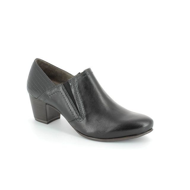 Tamaris Heeled Shoes - Black - 24305/001 MODA