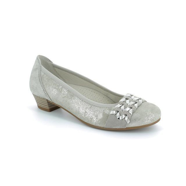 Gabor Kretalyon 46.227.91 Beige multi heeled shoes