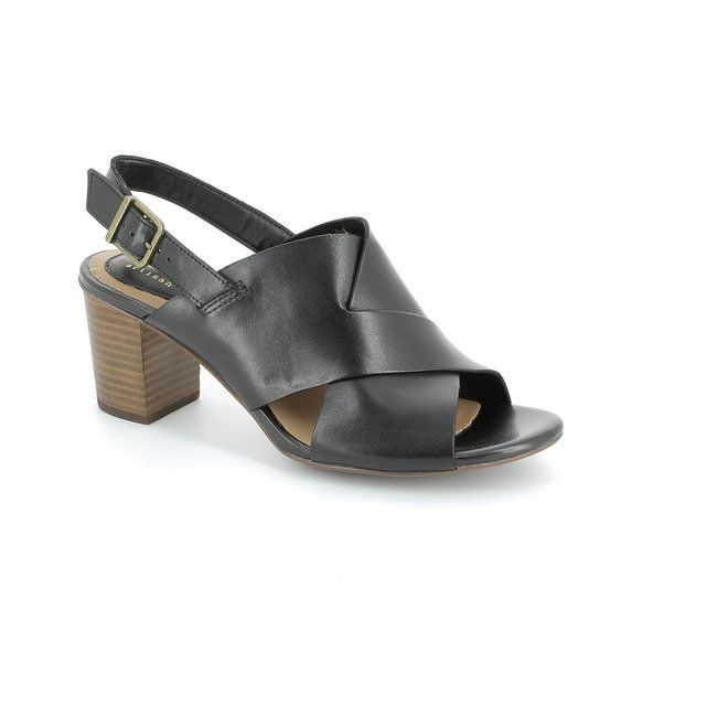 Clarks Ralene Vive Black sandals