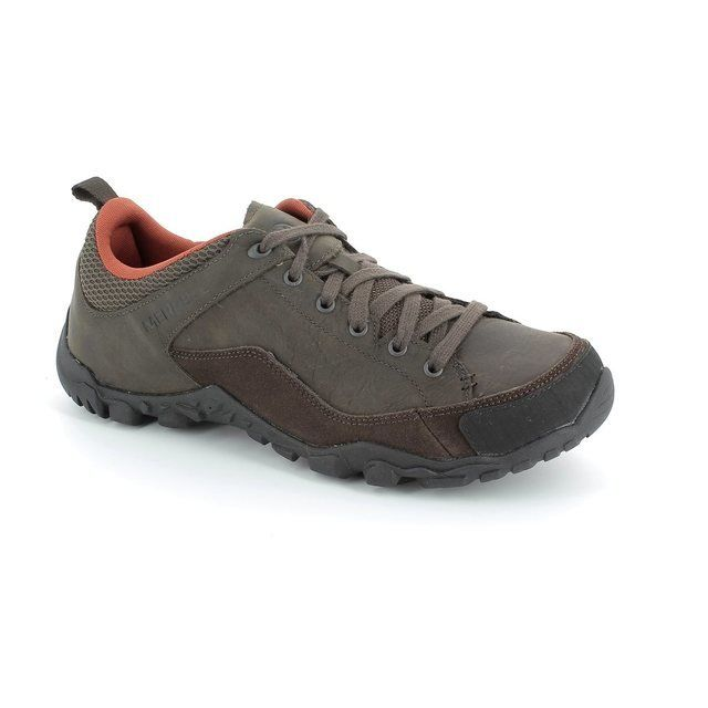 Merrell Telluride Lace J23543 Brown casual shoes