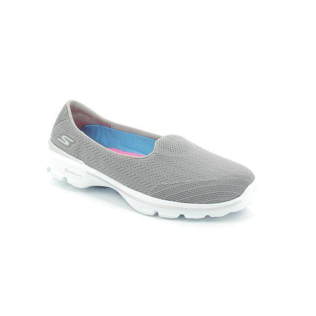 Skechers Go Walk 3 Locu 13983 GREY Grey trainers