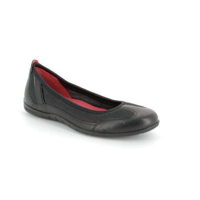 ECCO Pump Bluma 230703-51052 Black pumps