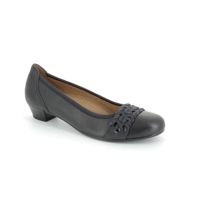 Gabor Kretalyon 46.227.56 Navy heeled shoes