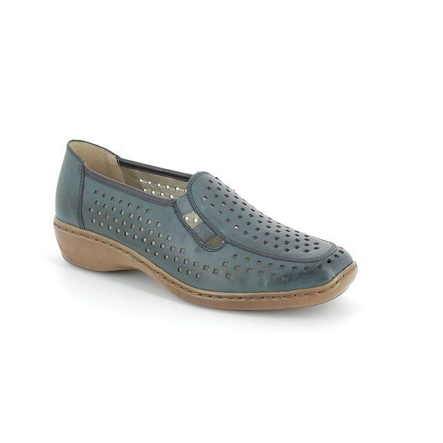 Remonte Everyday Shoes - Navy - D1635-14 DORLAS