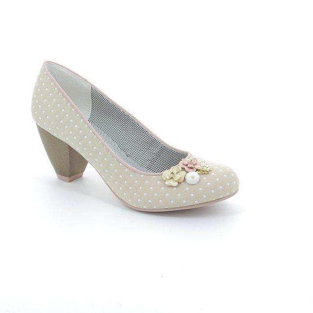 Ruby Shoo Heeled Shoes - Beige - 08910/20 CARLA