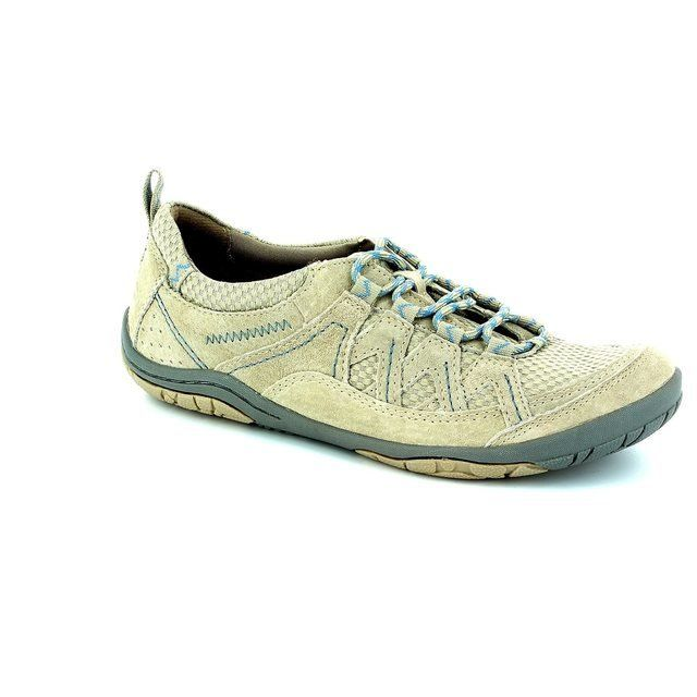 Earth Spirit Everyday Shoes - Beige - 21020/20 ATLANTA 61
