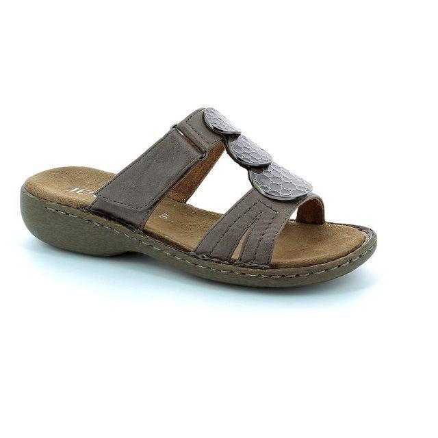 Ara 2257245-05 Taupe sandals