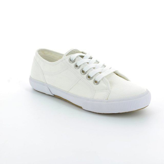 Marco Tozzi Super 23606-100 White trainers