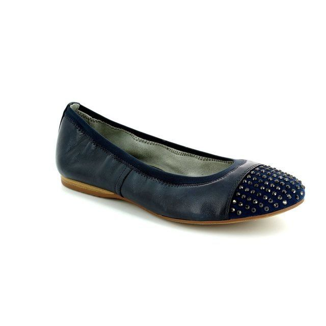 Tamaris 22124-805 Navy pumps
