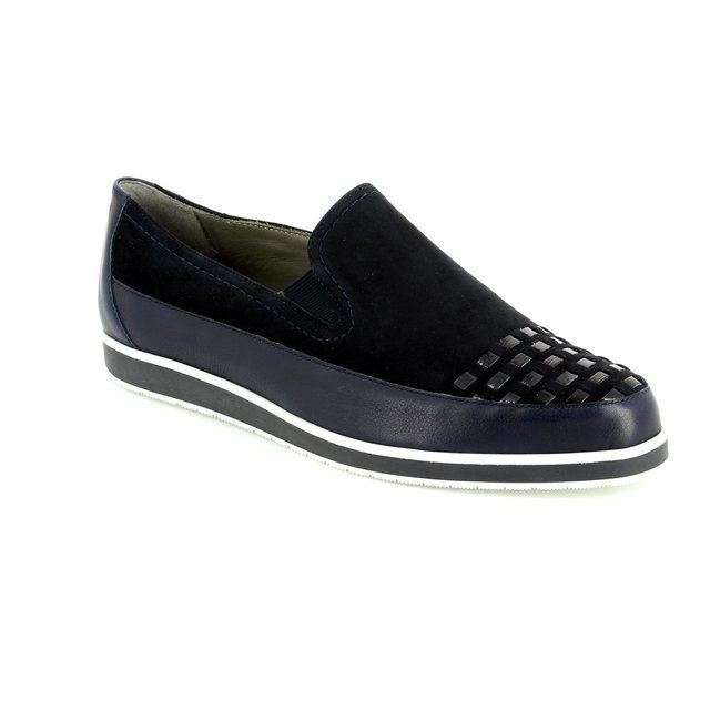Ara Lanca 1236245-02 Navy comfort shoes