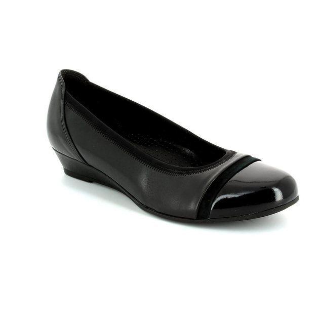 Gabor Pumps & Ballerinas - Black patent - 42.692.57 PROMPT