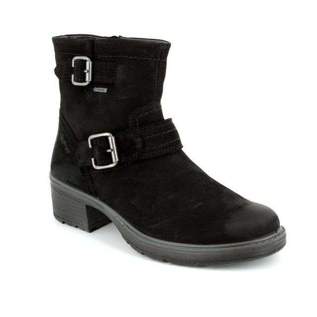 Legero Boots - Short - Black - 00553/00 LAURIASTRA GORE-TEX