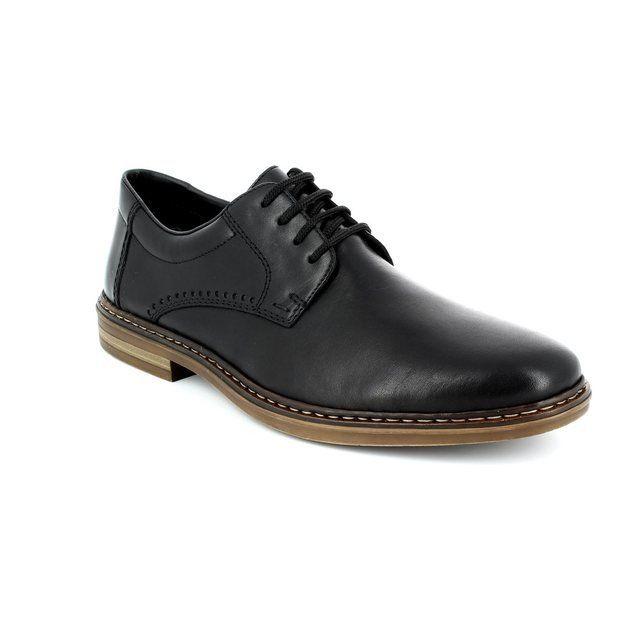 Rieker B1440-00 Black casual shoes