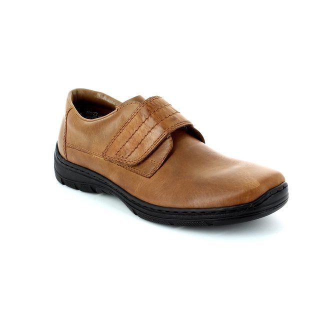 Rieker Shoes - Tan - 15262-25 RAMBLE