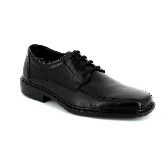 Rieker B0812-00 Black casual shoes