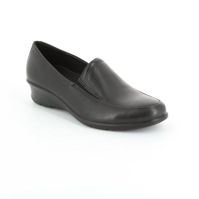 ECCO Everyday Shoes - Black - 217053/01001 FELICIA