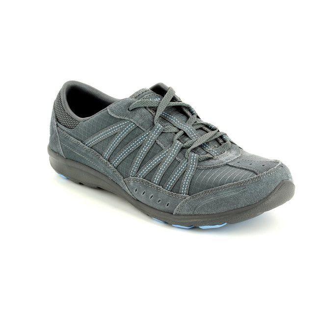 Skechers Skylark Mf 22583 GREY Grey lacing shoes
