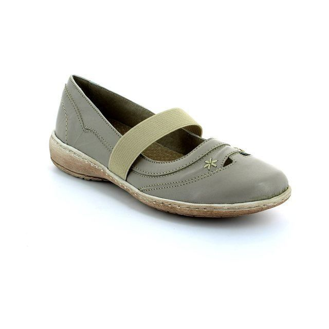 Relaxshoe 108105-00 Grey pumps