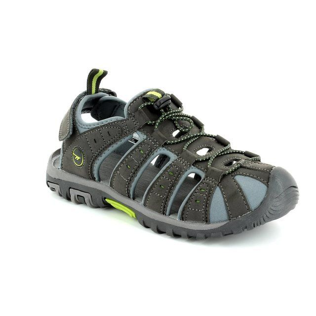 Hi-Tec M Shore Sandal 2567-25 Black multi sandals