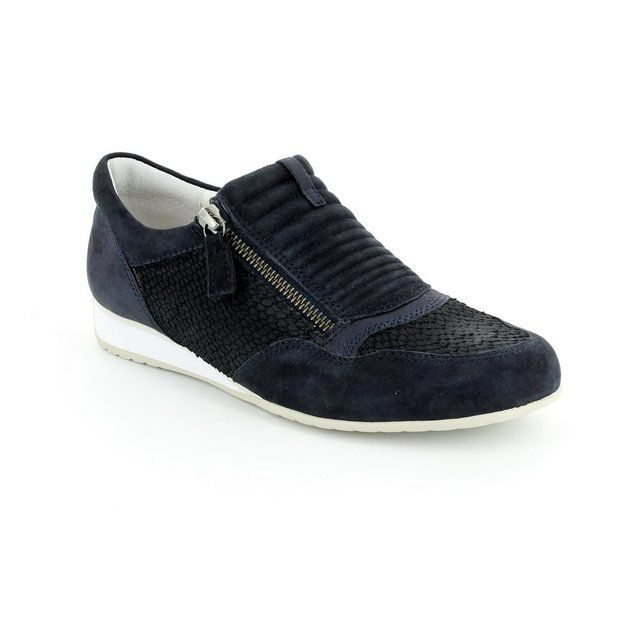 Gabor Brunello Hada 66.352.36 Navy multi comfort shoes
